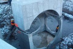 Produits eaux usées et eaux potables de Lécuyer - manhole